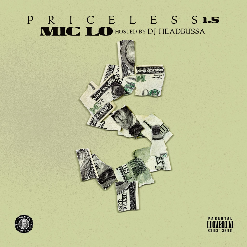 Mic Lo - Priceless 1.5 (Official Artwork)