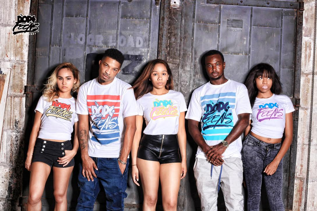 New Clothing Line!! Dope Feens