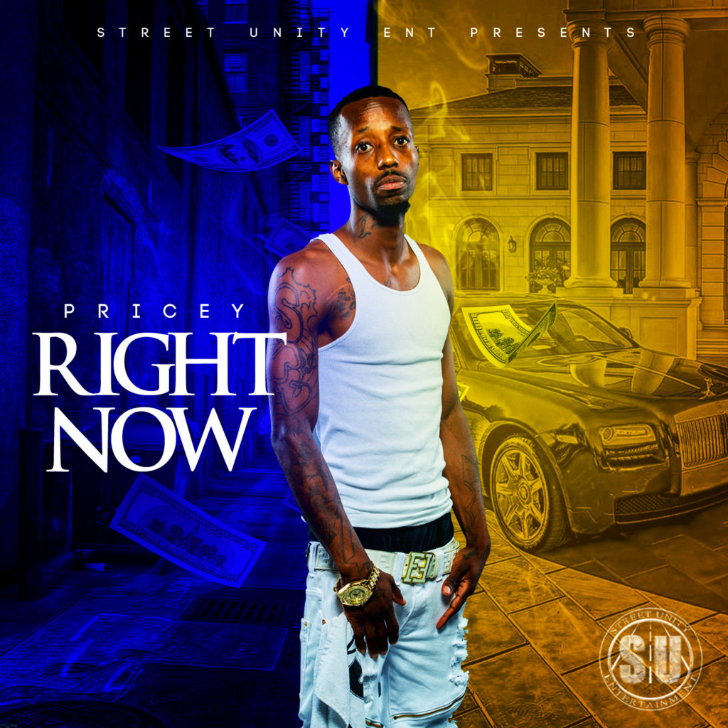 [Single] Pricey - Right Now