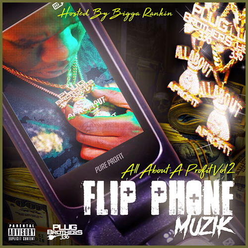 "[Mixtape] Pure Profit - All About Profit Vol.2 ""Flip Phone Muzik"""