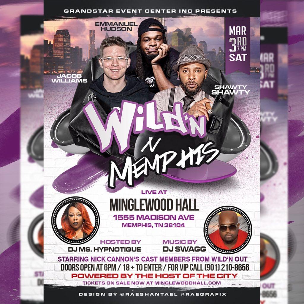 [Event] Wildn' N Memphis LIVE