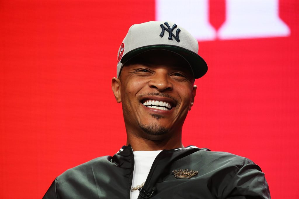 T.I. Curating Pop-up Museum in Atlanta