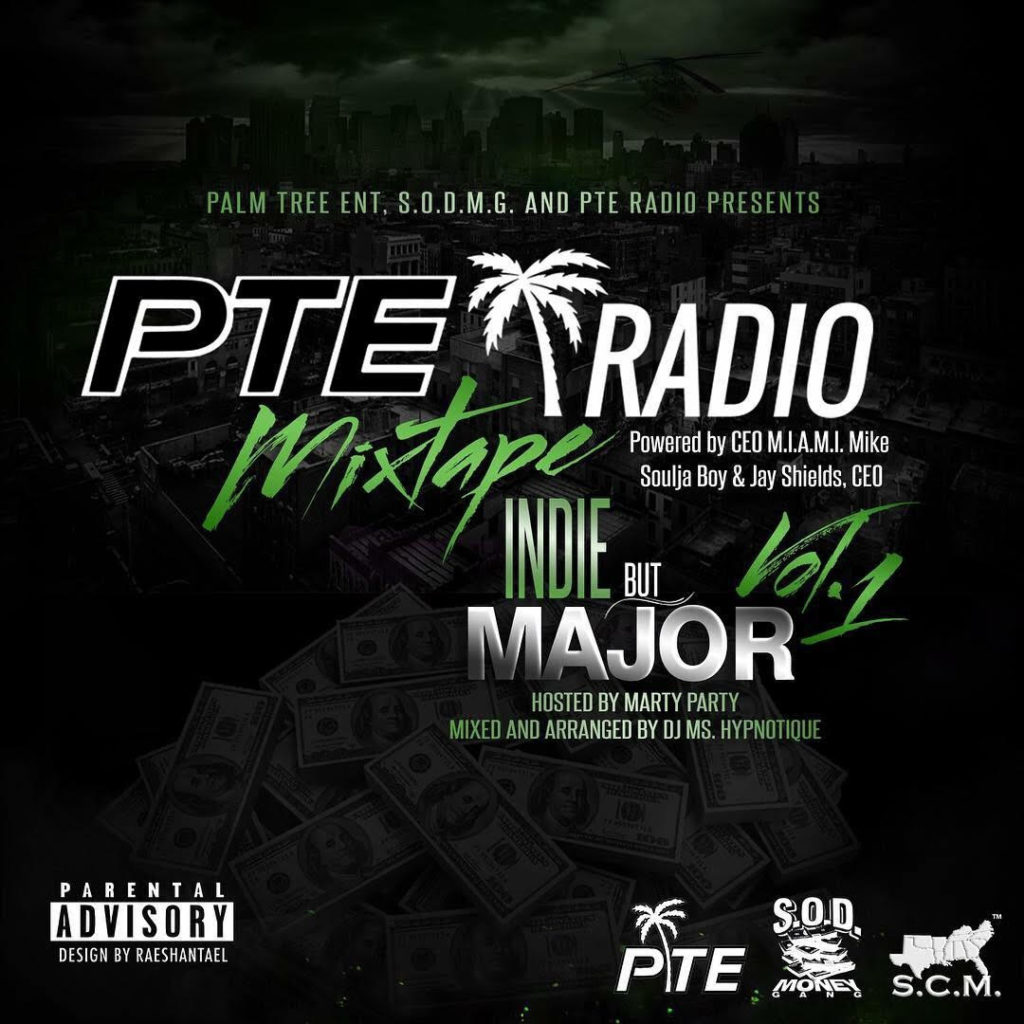 [Mixtape] PTE Radio - Indie But Major Vol. 1
