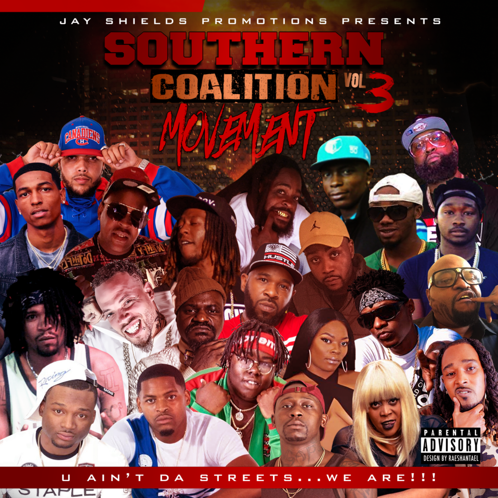 [Mixtape Series] Southern Coalition Movement Vol. 3