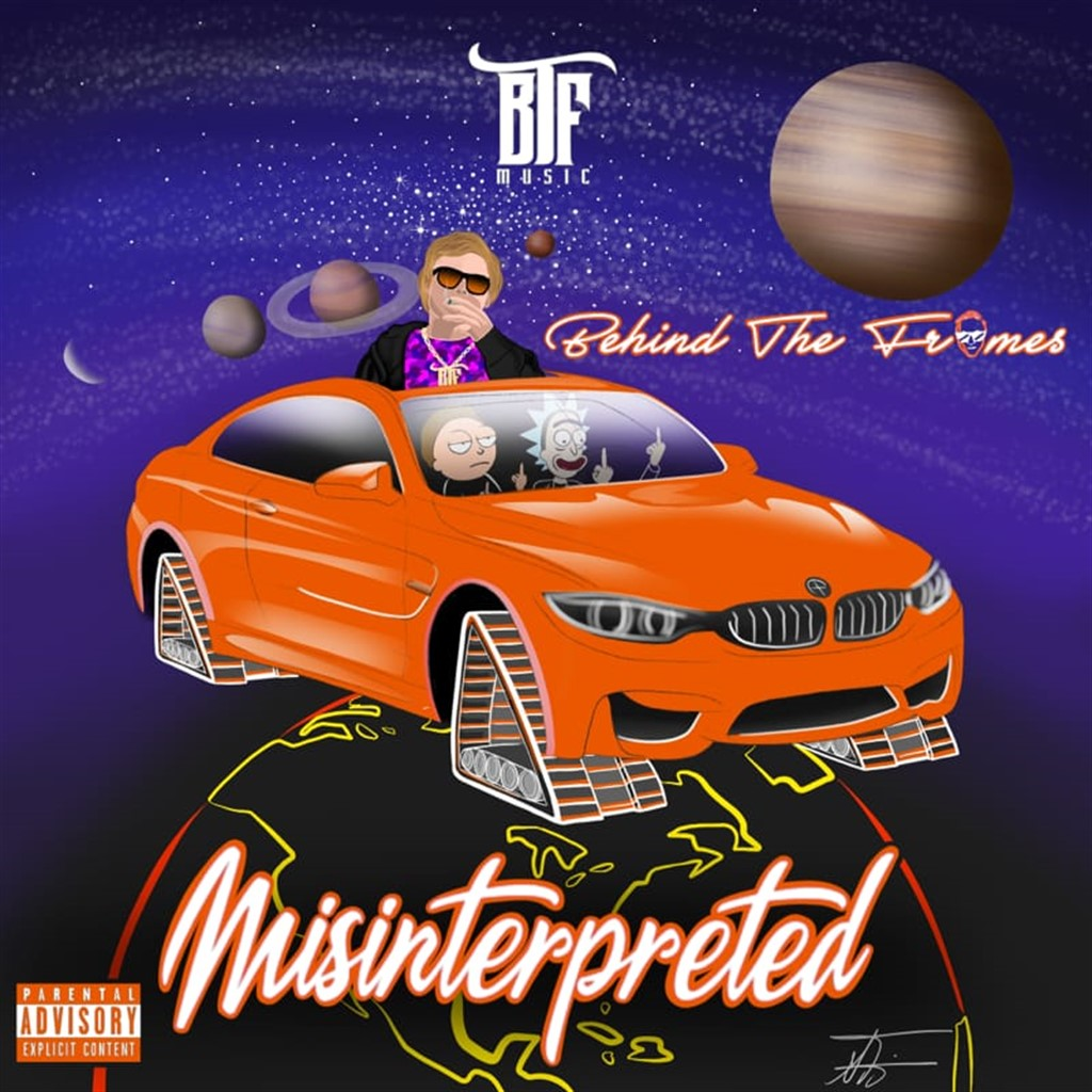 [Mixtape] Behind The Frames 'Misinterpreted'