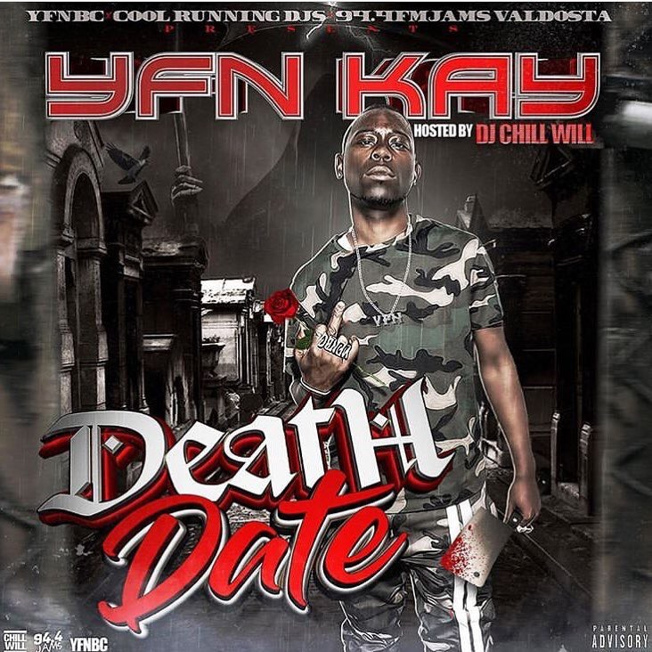 [Mixtape] @Blazzin_Kay 'Death Date' Hosted by @chilligrindwill