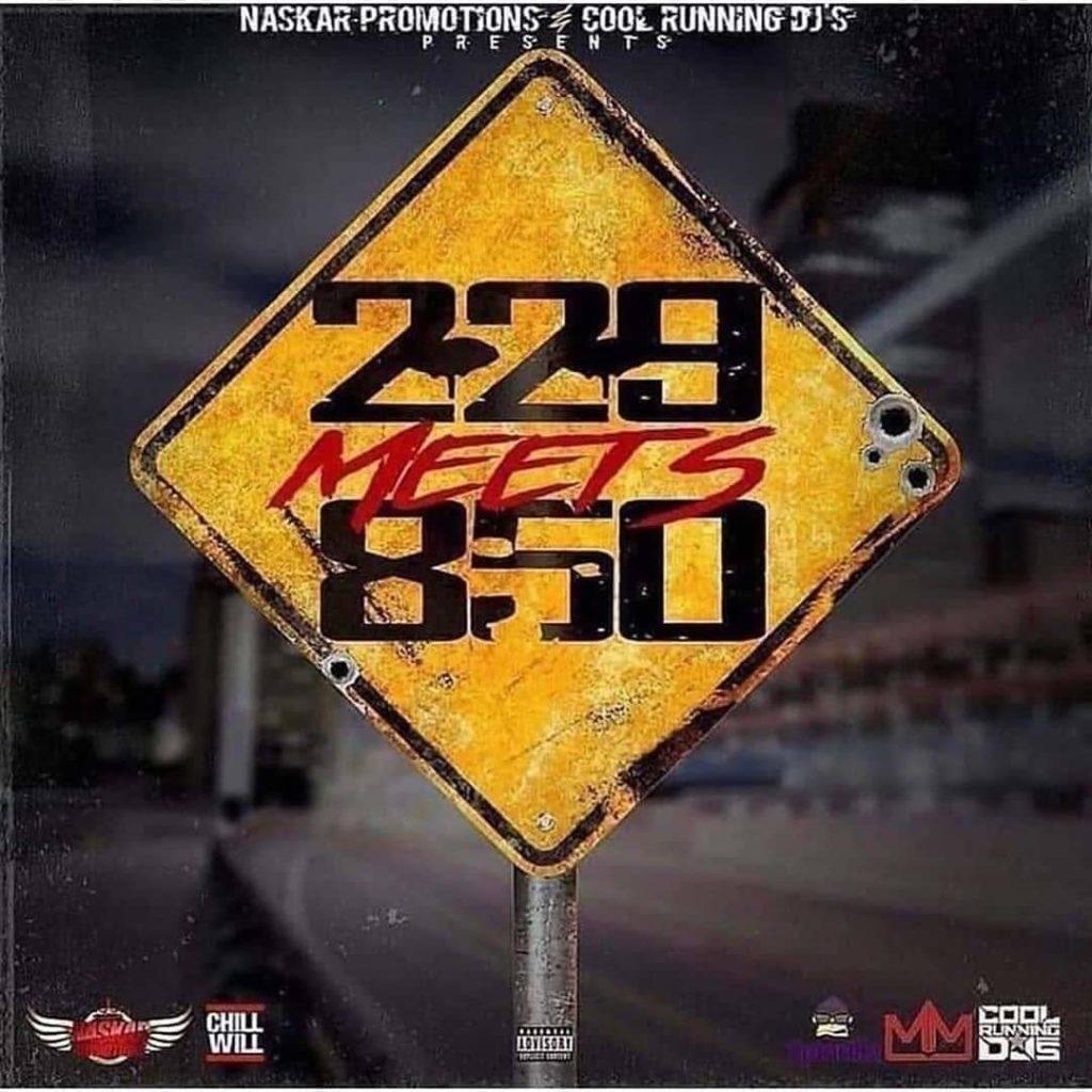 [Mixtape] 229 Meets 850 Mixtape